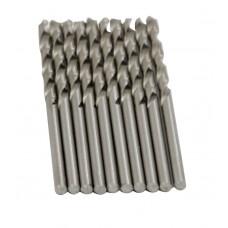 Сверло по металлу HSS, DIN338, 4,2мм BLACK STAR (100/10шт) 51-00042