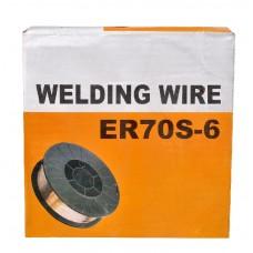 ER70 08-2,5 Проволока сварочная Welding Wire 0.8 мм 2,5 кг