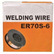Проволока сварочная Welding Wire 1.0 мм 5 кг ПТ-9560