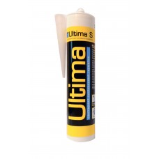 ULTIMA Санитарный герметик силиконовый белый, 350gr, ПТ-9643