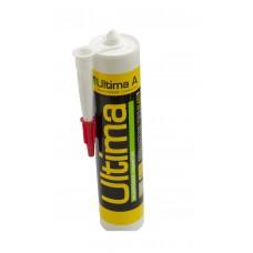 ULTIMA Герметик акриловый белый, 550gr, ПТ-9648