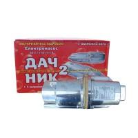 Вибрационный насос 'Дачник-2', верх. забор, 2 клапана ПТ-9902