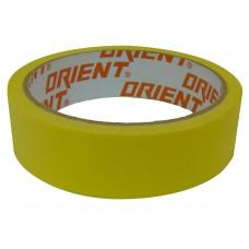 Малярная лента желтая Orient 38 мм*20 (7/84) ПТ-9803