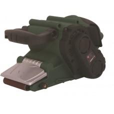ЛШМ-800ЕР КАЛИБР Ленточная шлифовальная машина 800 Вт, 76х457 мм, регулировка скорости 0-260 об мин, регулировка рукоятки (4шт./уп.)