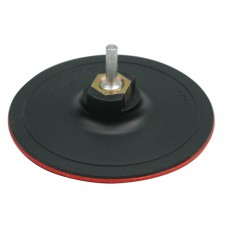 Насадка-платформа для самозацепных кругов ''BLACK STAR'' 125мм,M14,переходник 10мм, h=20мм 22-00124