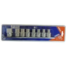 58-360 Набор головок TORX CRV 1/2. 8шт (E10-E24)