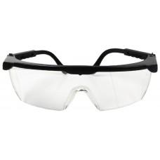 Очки защитные с рег. дужками(прозрачные)  'BlackStar Safety Line' 16-00015