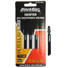 Пилочки для электролобзика T119 В, 5шт, BlackStar 90-10317