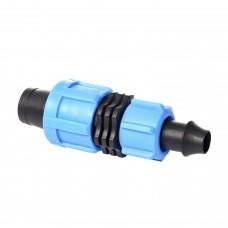 Кран для капельной ленты стартовый с поджимом (SL-004) ПТ-9450