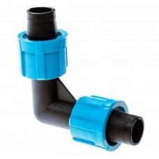 Угол для капельной ленты зажимной (SL-002.3) ПТ-9453