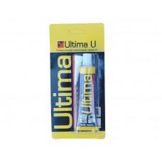 ULTIMA Санитарный герметик силиконовый белый в тюбике, 50мл ПТ-1021