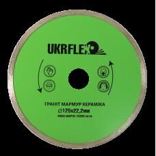 31-12501 Диск алмазный 125*22,2мм Плитка UKRflex (100/1)