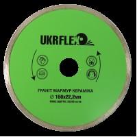31-15001 Диск алмазный 150*22,2мм Плитка UKRflex (100/1)