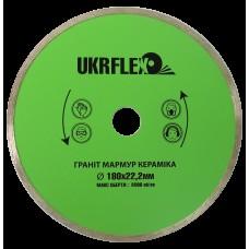 31-18001 Диск алмазный 180*22,2мм Плитка UKRflex (50/1)