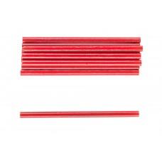 14B812 Комплект красных карандашей с черн. грифелем 175мм (12шт.уп) HOUSE ТOOLS