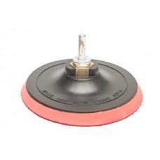 62K602_ Насадка-платформа для самозац. кругов 125мм,M14,переходник 10мм, h=20мм HOUSE TOOLS