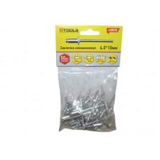 43B530 Заклепка алюминиевая 4,0*6,0мм (уп.50шт) HOUSE TOOLS