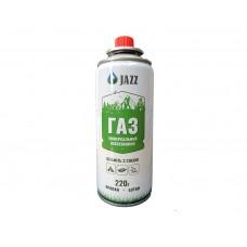 Газ в баллоне JAZZ 220г ПТ-0287