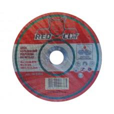 14-15016 Диск отрезной по металлу 150*1,6*22,2 'Red Cut' (25шт)