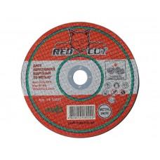 14-18020 Диск отрезной по металлу 180*2,0*22,2 'Red Cut' (25шт)