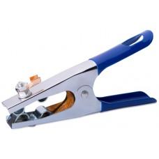 Клемма массы 500А с обрезин. синими ручками 22см ПТ-2006