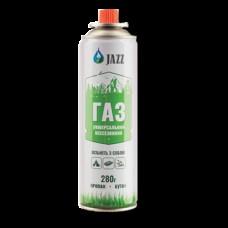 Газ в баллоне 'JAZZ' 280г ПТ-0280