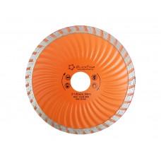 30-12505 Диск алмазный 125*22,2 мм Турбо-волна 'BlackStar'