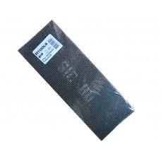 62K302 Сетка абразивная Professional, 280*105мм, Р-80, 10 шт в упаковке