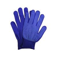 Перчатки нейлоновые ЛЮКС (12шт) ПТ-3298