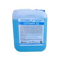 Средство для дезинфекции рук и поверхностей'Септофан ХД' кан. 4,3 кг. ПТ-1156