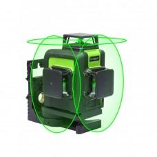 HP-903CG Лазерный уровень Huepar 3D Green с зелёными лучами