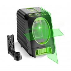 Box-1G Лазерный уровень с зелёными лучами Huepar