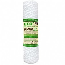 Фильтр 'ECO filter' 10 PPW 20mcr (шнур у/п) 2020104001