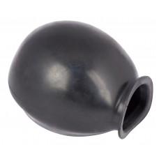 Мембрана, 90мм,  с без  хвоста, черная 24л ПТ-1180