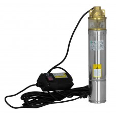 APC 4SKM-100, 0.75кВт. Насос скважинный вихревой