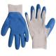 Перчатки с резиновым покрытием
